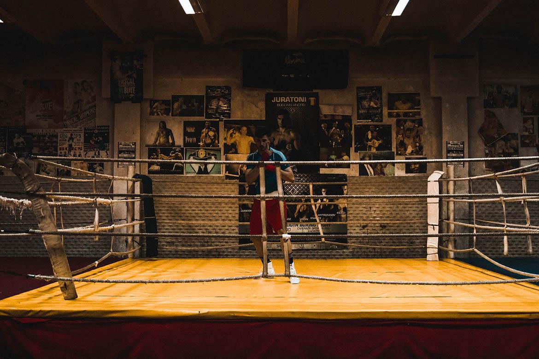 boxing titles